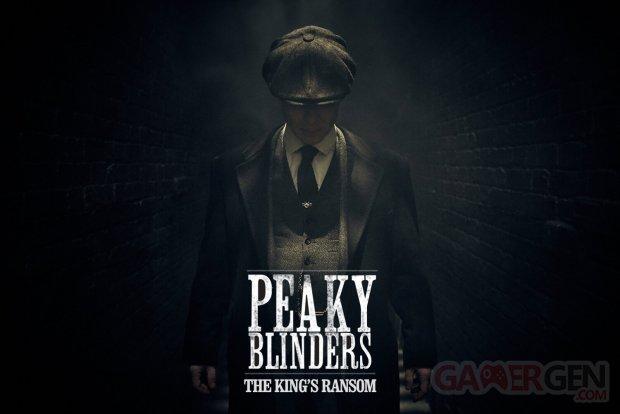 Peaky Blinders The King's Ransom head.