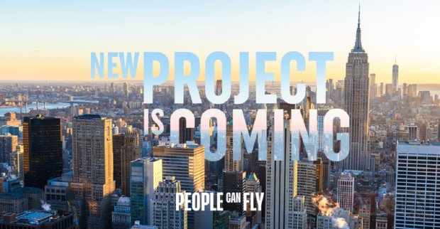 PEOPLE CAN FLY ANNOUNCES DEVELOPMENT OF NEW AAA TITLE