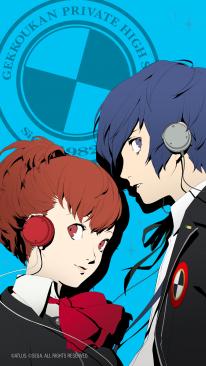 Persona 25th Anniversary series 25 ans 20 09 2021 fond écran wallpaper 5