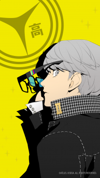 Persona 25th Anniversary series 25 ans 20 09 2021 fond écran wallpaper 6