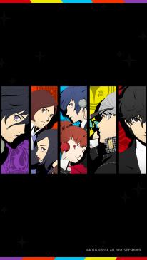 Persona 25th Anniversary series 25 ans 20 09 2021 fond écran wallpaper 9
