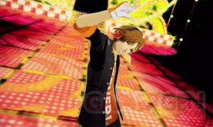 Persona 4 Dancing All Night head