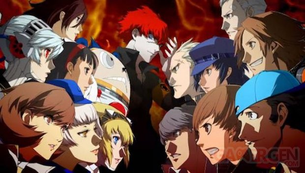 Persona 4 The Ultimax Ultra Suplex screenshot 20042014 002