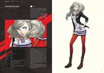 Persona 5 Artbooks Images (2)