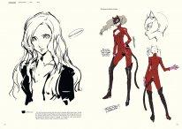 Persona 5 Artbooks Images (5)