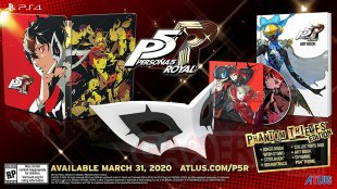 Persona 5 Royal Phantom Thieves Edition 03 12 2019