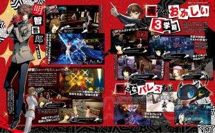 Persona 5 Royal scan Famitsu 03 08 08 2019