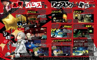 Persona 5 Royal scan Famitsu 04 08 08 2019