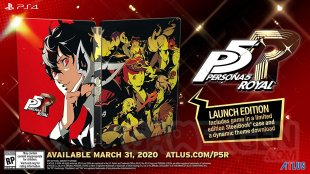 Persona 5 Royal Steelbook Launch Edition 03 12 2019