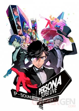 Persona 5 Super Live 30 12 2018