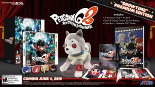 Persona Q2 New Cinema Labyrinth Showtime Premium Edition 31 01 2019