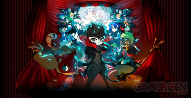 Persona Q2 New Cinema Labyrinth visuel principal 06 08 2018