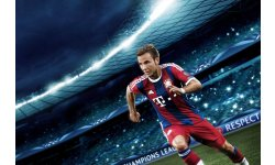 PES 2015 cover artwork