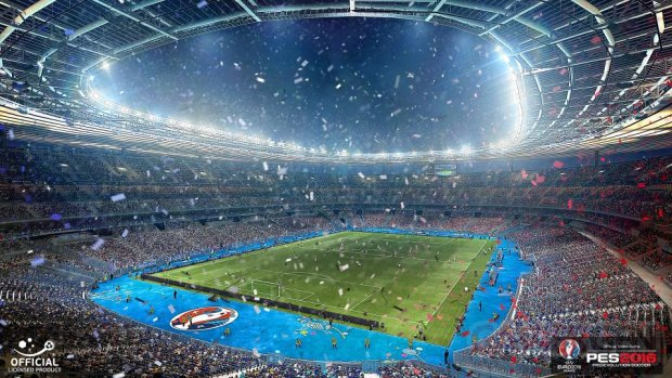 PES 2016 UEFA Euro Konami