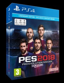 PES 2018 13 07 2017 Legendary Edition 2