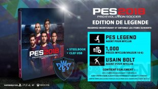 PES 2018 Legendary Edition