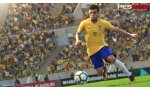 pes 2018 philippe coutinho met feu video gameplay speciale bresil