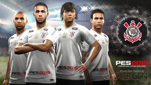 PES 2019 Corinthians
