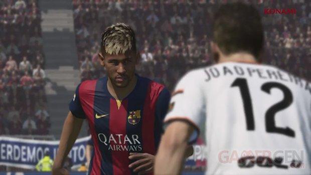 pes pro evolution soccer 2015 demo trailer