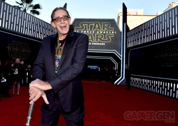 Peter Mayhew Chewbacca Star Wars