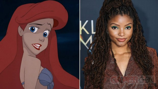 who will play ariel in the new little mermaid movie
