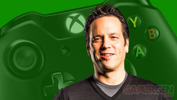 Phil Spencer image Microsoft Xbox One