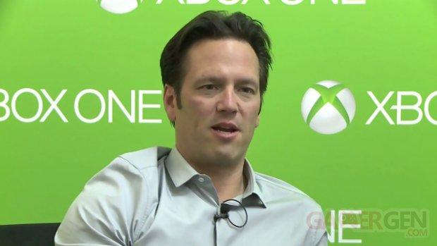 Phil Spencer XboxOne