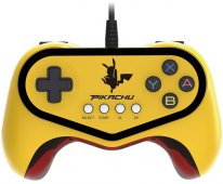 Pikachu Pokkén Tournament Wii U manette 1