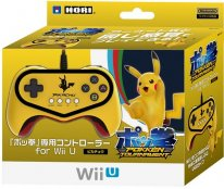 Pikachu Pokkén Tournament Wii U manette 2