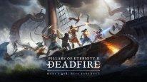 Pillars of Eternity II Deadfire art