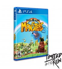 PixelJunk Monsters 2 jaquette PS4 15 05 2018