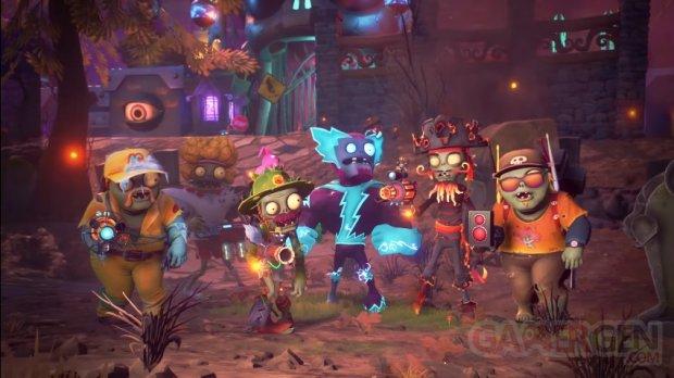 Plants vs Zombies Garden Warfare 2 head