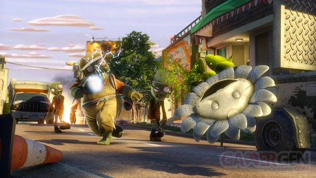 Plants vs Zombies Garden Warfare 21 11 2013 screenshot 3