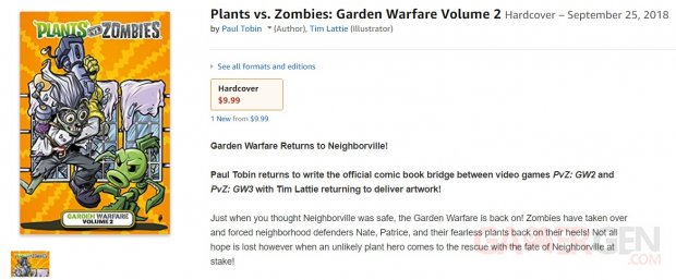 Plants vs Zombies Garden Warfare 3 leak 01 03 2018