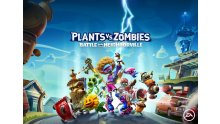 Plants vs. Zombies  La Bataille de Neighborville Artwork