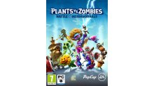 Plants vs. Zombies  La Bataille de Neighborville Jaquette cover