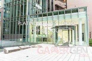 PlatinumGames Tokyo office 27 02 2020