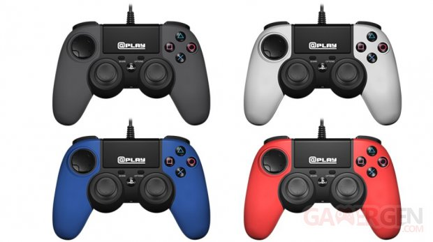 @play PS4 manette image