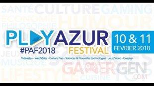 PlayAzur Festival 2018