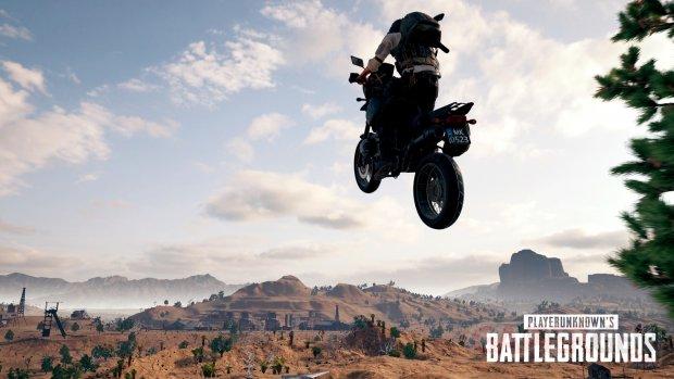 playerunknown battlegrounds pubg miramar moto