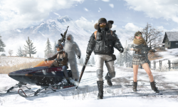 PlayerUnknown's Battleground PUBG Vikendi screenshot 1