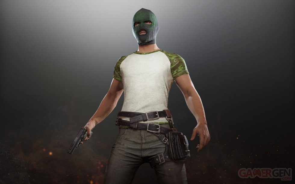 PlayerUnknown's Battlegrounds Pack Xbox One Skins (4)
