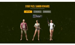 PlayerUnknown's Battlegrounds PUBG Sanhok Event Pass (5)