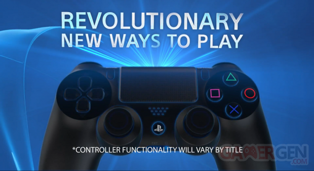 playstation 4 ps4 console manette dualshock4 promo pub greatness awaits