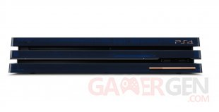 PlayStation 4 PS4 Pro 500 Million Limited Edition collector 01 09 08 2018