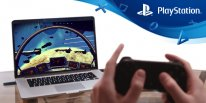 PlayStation 4 PS4 USB adaptator adaptateur PSNow pic hardware PC 4