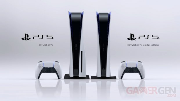 PlayStation 5 PS5 console hardware reveal Digital Edition