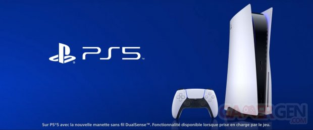PlayStation 5 PS5 head hardware banner dualsense