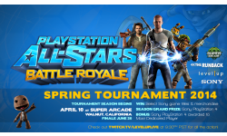 PlayStation all stars battle royale tournoi