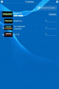 PlayStation App Tuto trophees supprimer (3)